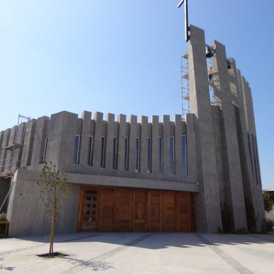 Iglesia Medalla Milagrosa